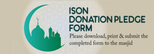 ISON Donation Pledge Form